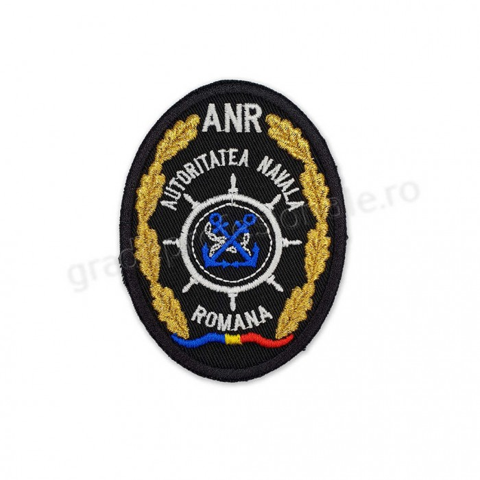 Emblema Autoritatea Navala Romana | grade-militare.ro