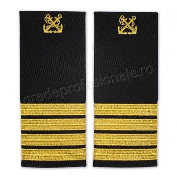 Grade Capitan I de port ANR