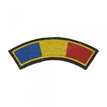 Drapel Romania Semirotund Forte Aeriene