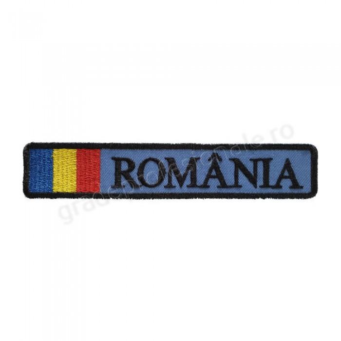 Ecuson Romania cu drapel forte aeriene