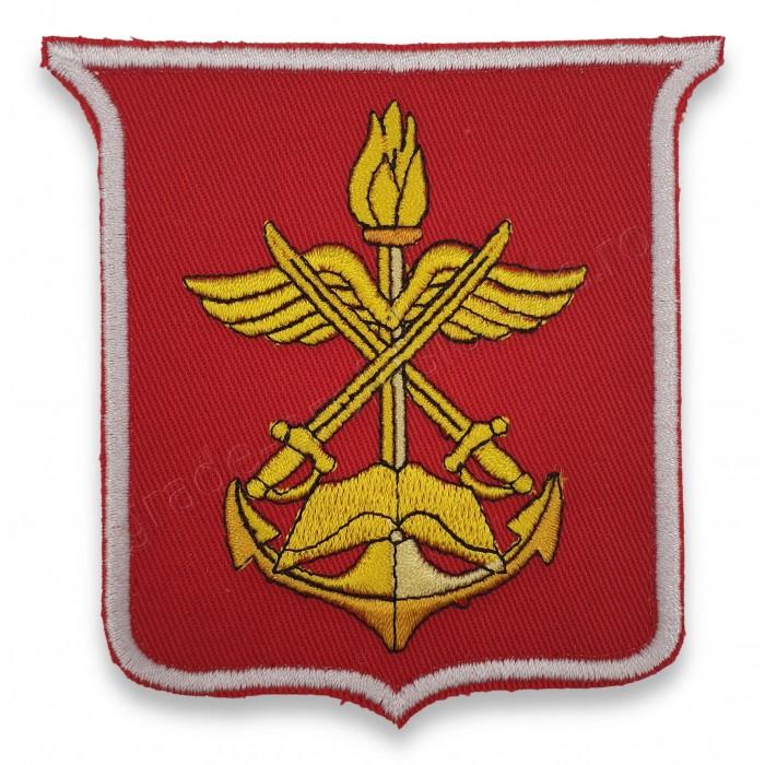 "Emblema pentru Universitatea Nationala de Aparare ""Carol I"""