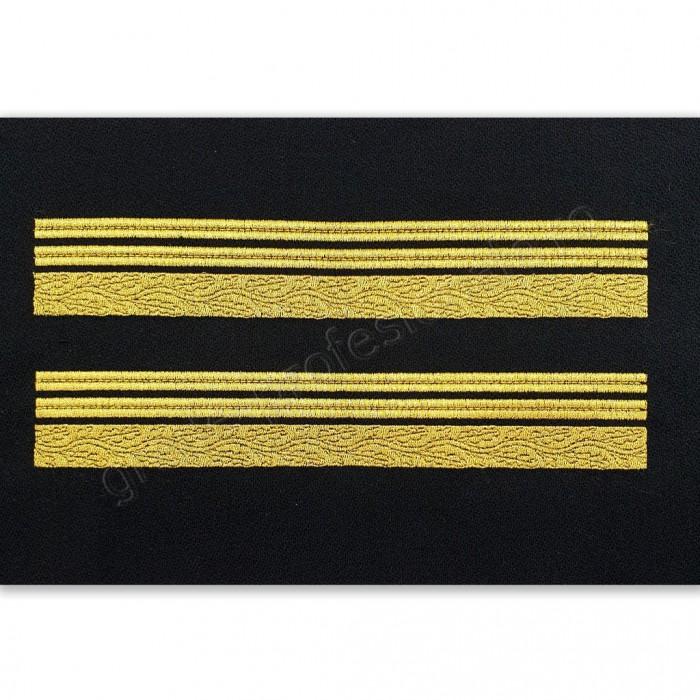 Grade maneca pentru Locotenent Colonel MAPN