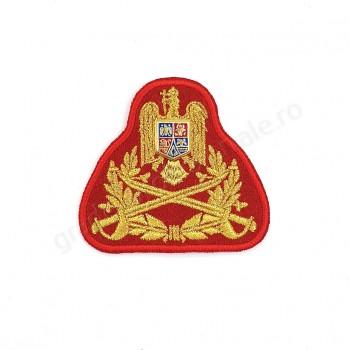 Emblema coifura oras fortele terestre mapn - ofiteri