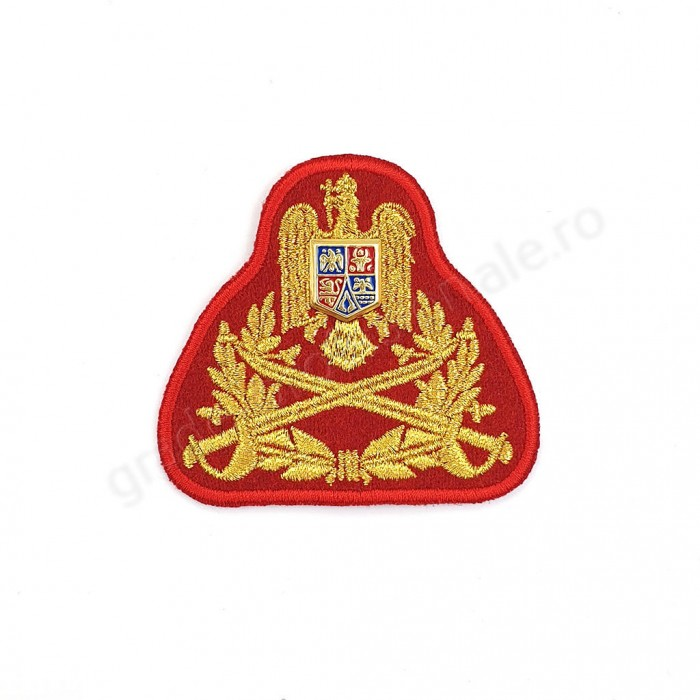 Emblema coifura oras fortele terestre - ofiteri