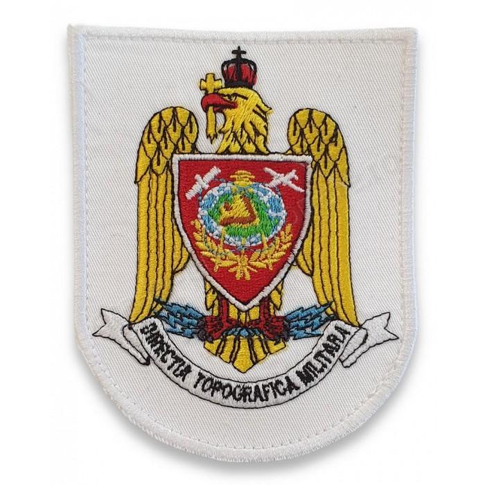 Emblema Directia Topografica Militara