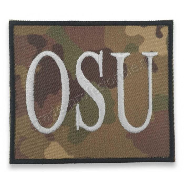 Emblema pentru Ofiter de serviciu pe unitate