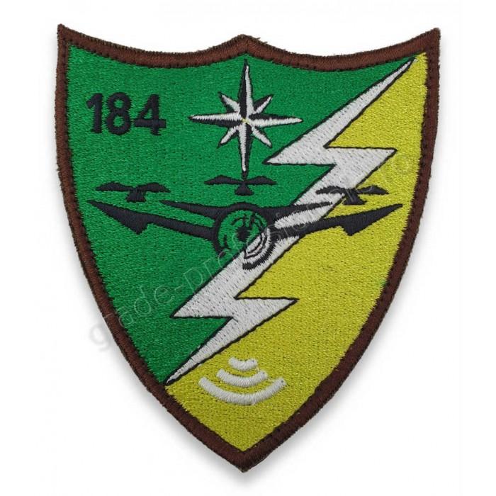 Emblema Batalion 184 Senzori si Aparare Antiaeriana