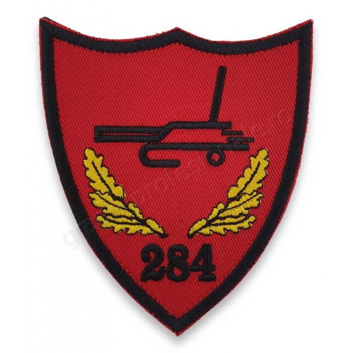 "Emblema Batalion 284 Tancuri ""CUZA VODA"""