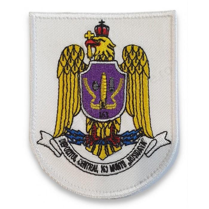 Emblema pentru Depozitul Central 163 Munitii