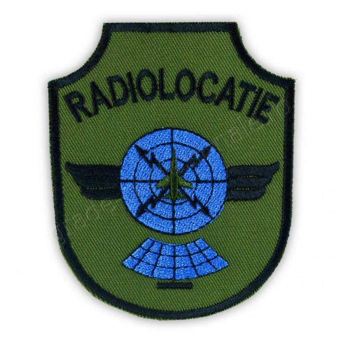 Emblema Radiolocatie