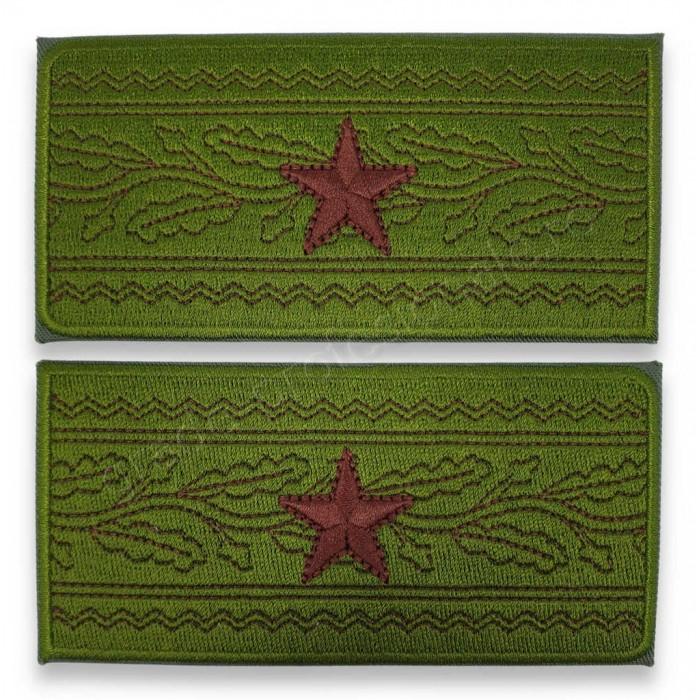 Grade General de Brigada forte terestre