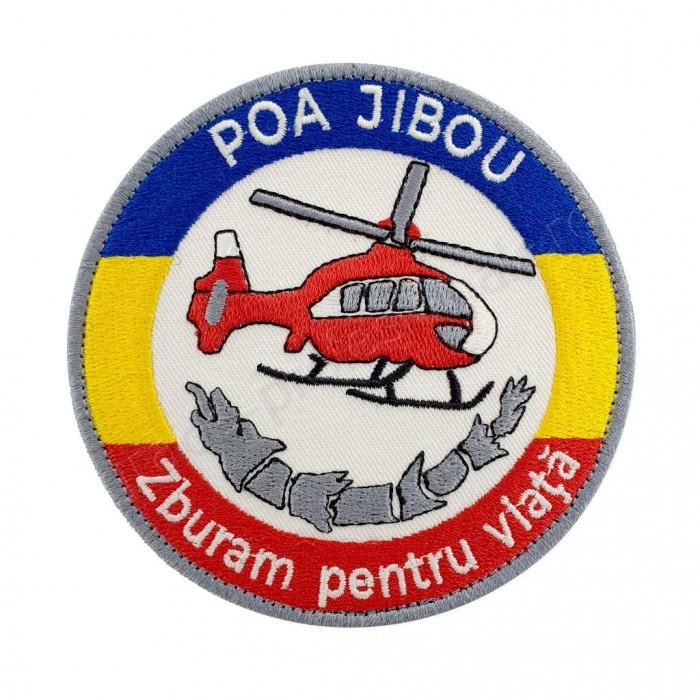 Emblema Punctul Aeromedical (POA) Jibou