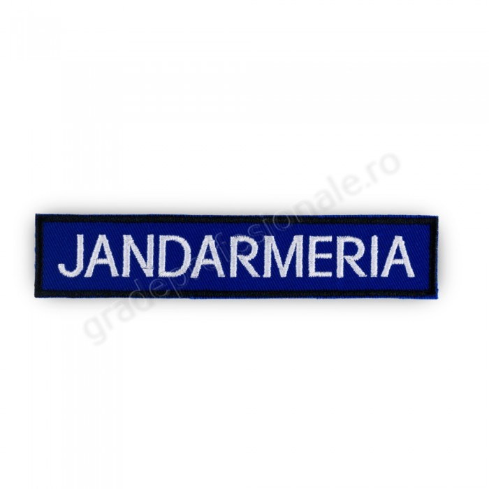 Ecuson Jandarmeria piept