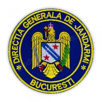 Emblema Directia Generala de Jandarmi Bucuresti