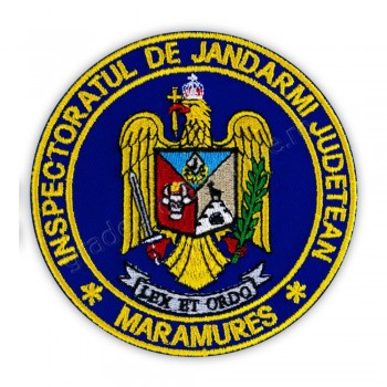 Emblema maneca Inspectoratul Judetean de Jandarmi Maramures