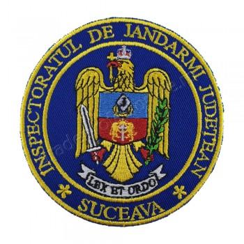 Emblema Inspectoratul Judetean de Jandarmi SUCEAVA