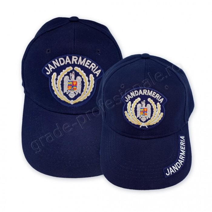 Sapca Jandarmerie   Sapca jandarmi
