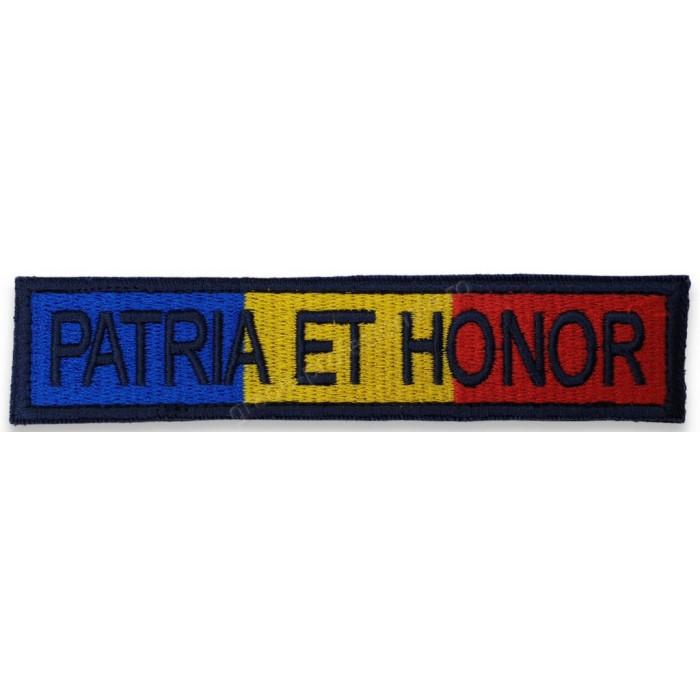 Ecuson Patria et Honor
