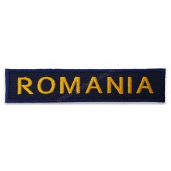 Ecuson ROMANIA bleumarin
