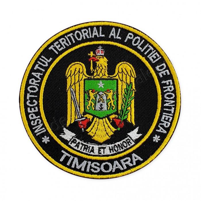 Emblema Inspectoratul Teritorial al Politiei de Frontiera