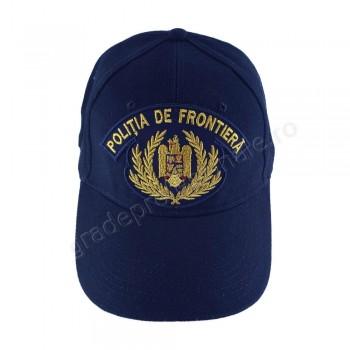 Sapca Ofiteri Politia de Frontiera
