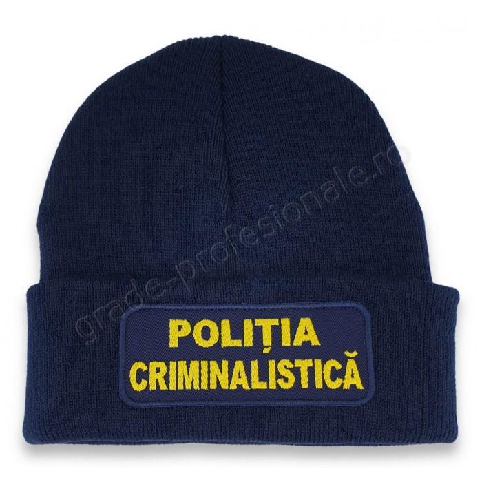 Caciula Politia Criminalistica |Fes Politia Criminalistica