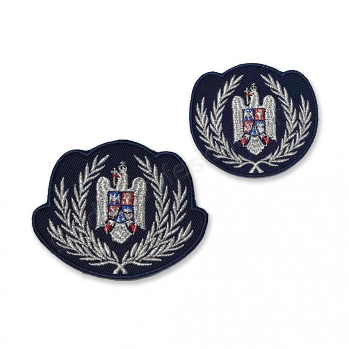 Emblema coifura Politia Romana