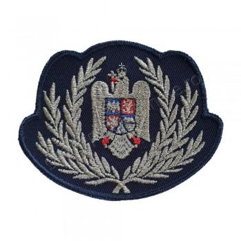 Emblema coifura ofiteri politie
