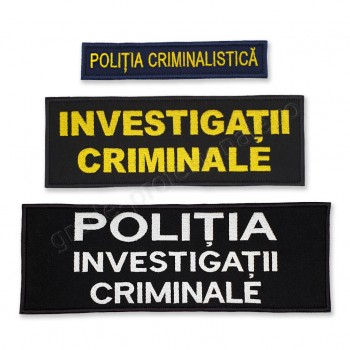 "Emblema ""INVESTIGATII CRIMINALE"""