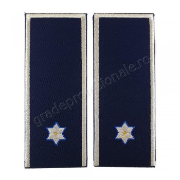 Grade subcomisar politie IGPR