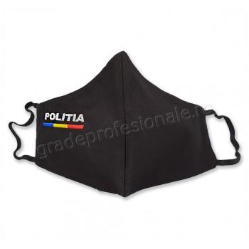 Masca brodata POLITIA