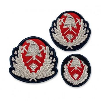 Emblemă coifură Pompieri