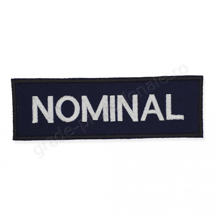 Ecuson NOMINAL IGSU, ISU