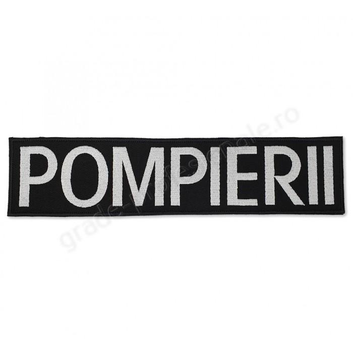 "Emblema ""POMPIERII"""