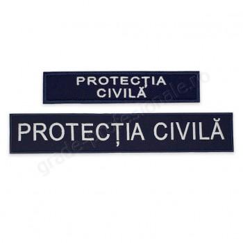 """Emblema """"PROTECTIA CIVILA"""""""