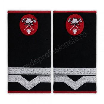 Grade Maistru militar clasa 4 pompieri IGSU
