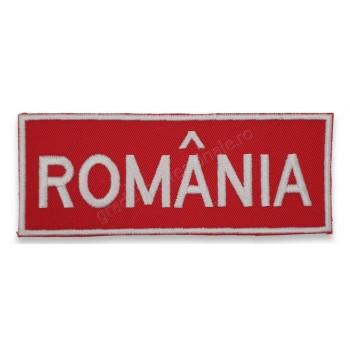 "Emblema ""ROMANIA"" Smurd"