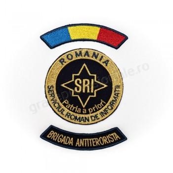 Embleme Serviciul Roman de Informatii SRI, Ofiteri Brigada Antiterorista