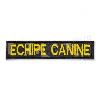 "Ecuson ""ECHIPE CANINE"""