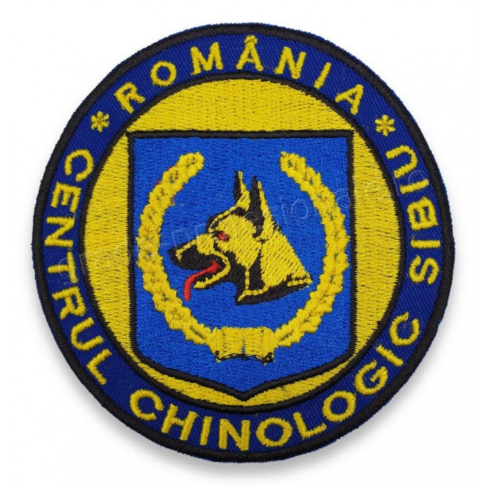 Emblema Centrul Chinologic Sibiu