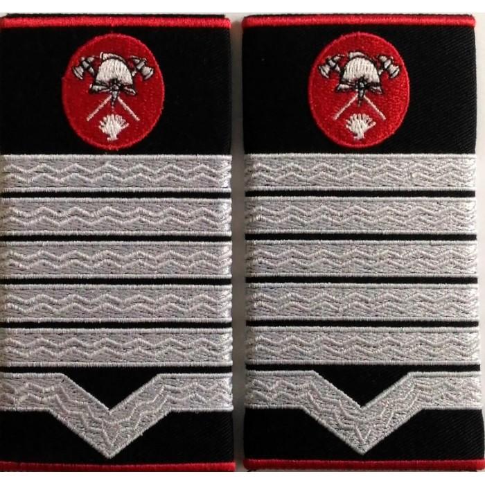 Grade Maistru militar principal pompieri IGSU